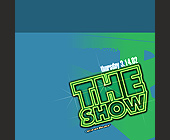 The Show at Crobar - 1375x1375 graphic design