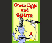 Green Eggs and Ham Brunch at The Waldrof Restaurant - tagged with 3 pm