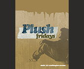 Plush Fridays - Reggae Graphic Designs