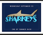 Sharkey's End of Summer Bash - tagged with j