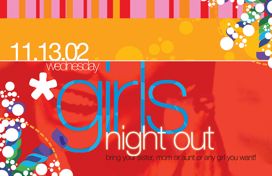 Tiger Lounge Girls Night Out
