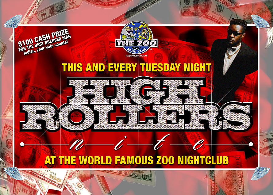 High Rollers at Zoo Nightclub