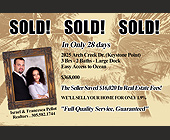 Sold in Only 28 Days! - created October 2003