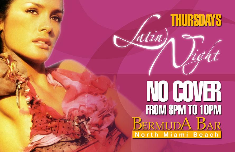 Bermuda Bar Latin Night