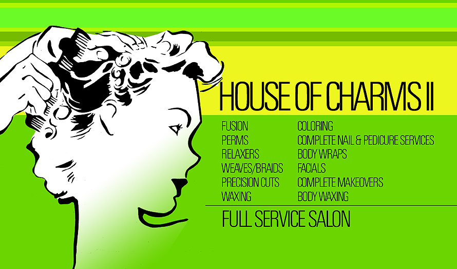 House of Charms Full Service Salon