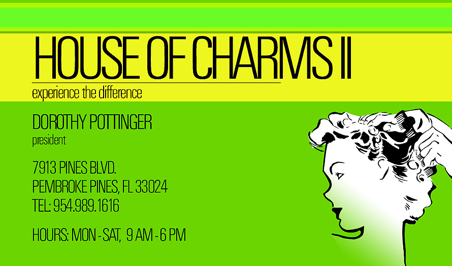 House of Charms II