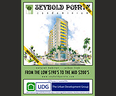 Seybold Pointe 95% Pre-Sold - 11x8.5 graphic design
