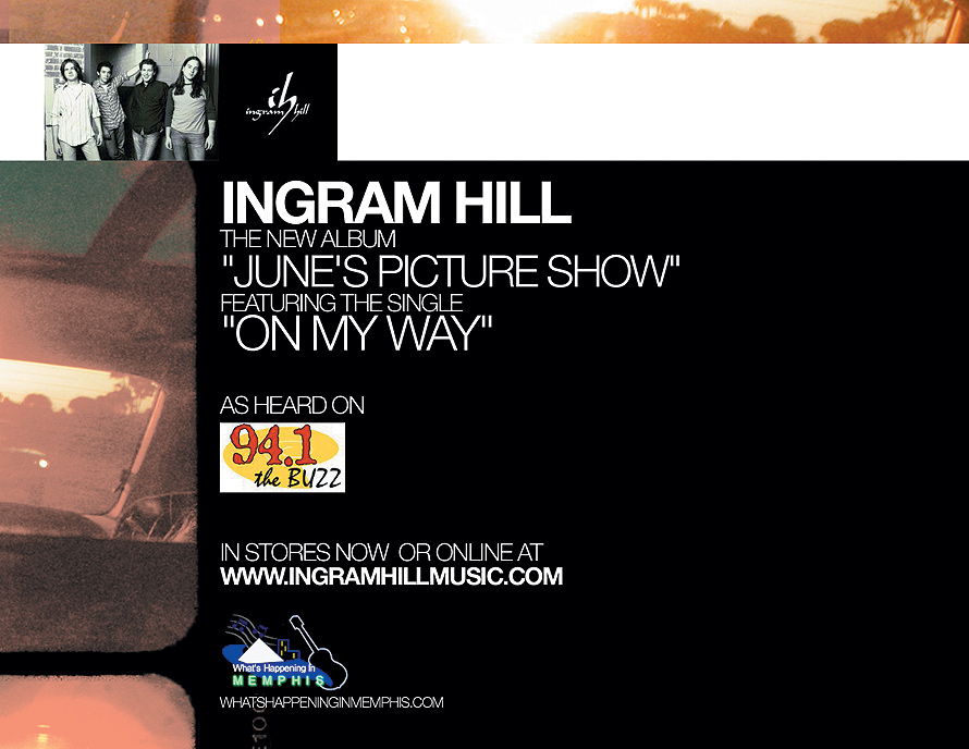 Ingram Hill June's Picture Show