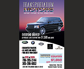 Transportation Motors - 1375x2125 graphic design
