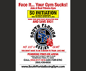 Face It... Your Gym Sucks! Join A Real Fitness Gym - created November 2003