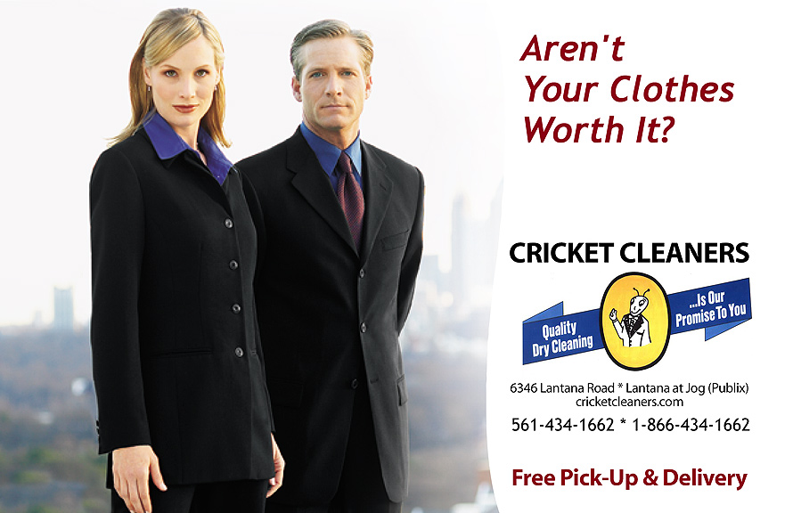 Cricket Cleaners