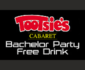 Cabaret Bachelor Party Free Drink - Nightclub