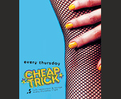 Cheap Trick at Rumi - tagged with invite you to