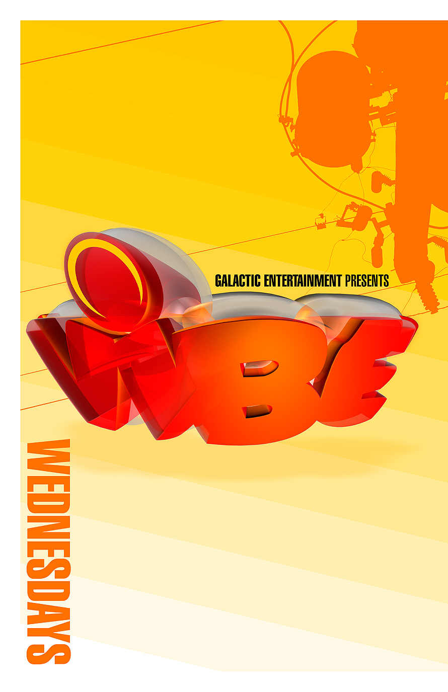 Galactic Entertainment Presents Vibe