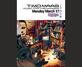 Timo Maas  - Music Industry Graphic Designs