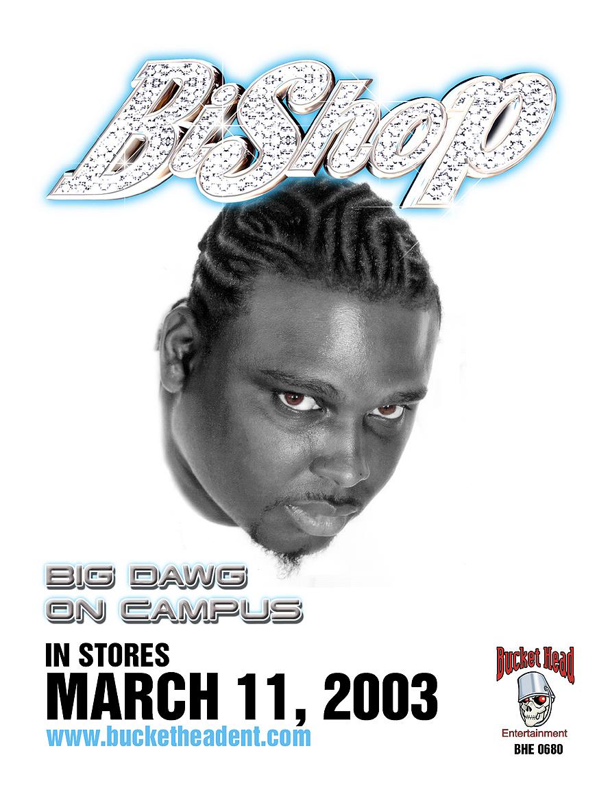 Bishop Big Dawg on Campus