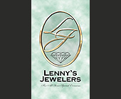 Lenny's Jewelers For All Your Special Occasions - Orlando Graphic Designs