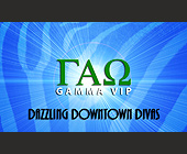 Dazzling Downtown Divas - Nightclub