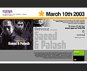 Enigma Saeed and Palash - Music Industry Graphic Designs