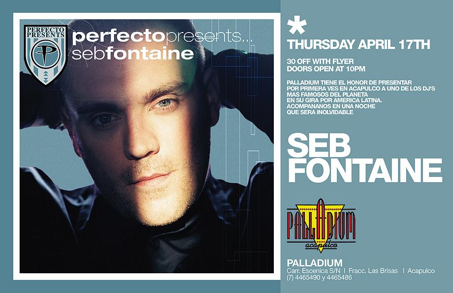 Perfecto Presents Seb Fontaine