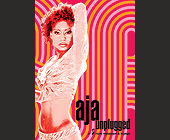 Aja Unplugged at Rumi Restaurant and Lounge - tagged with woman