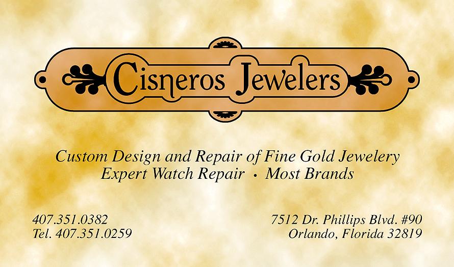 Cisneros Jewelers