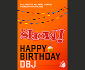 Happy Birthday DBJ - tagged with e