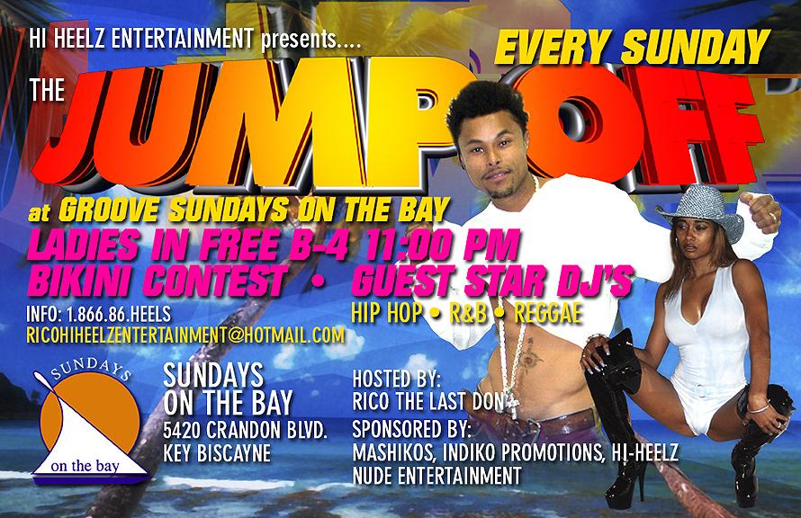 Hi Heelz Entertainment Presents Jump Off