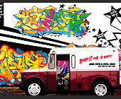 Graffiti Wall of Fame - Artists Graphic Designs