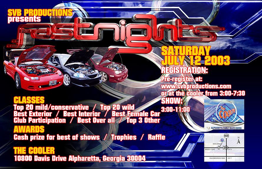 SVB Fast Nights