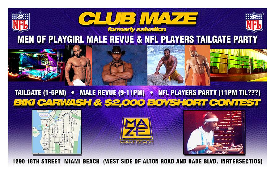 Club Maze Miami Beach