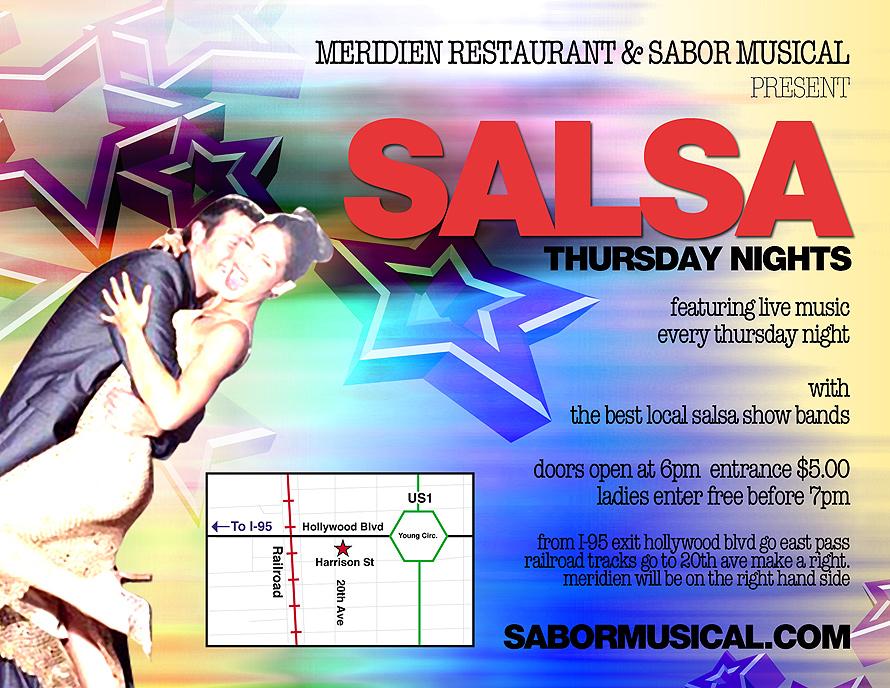 Meridien Restaurant and Sabor Musical