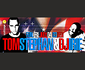 Tom Stephan and DJ Irie - tagged with make a left