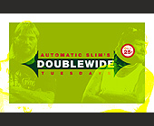 Automatic Slim's Doublewide Tuesdays - 2.75x4.25 graphic design