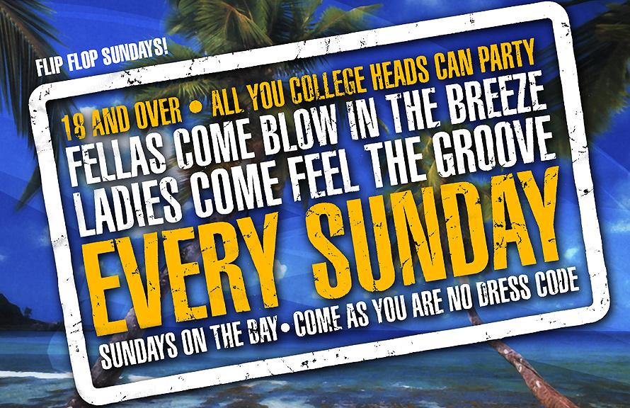 Flip Flop Sundays