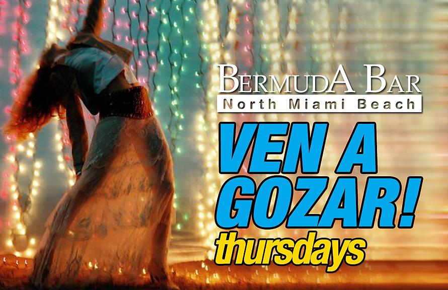 Bermuda Bar Ven A Gozar
