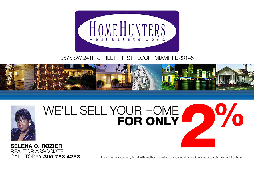 We'll Sell Your Home for Only 2%