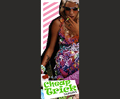 Cheap Trick Thursdays at State Nightclub - 2750x1063 graphic design
