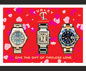 Turley Jewelers Give the Gift of Timeless Love - tagged with 305.252.1123