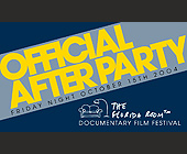 Florida Room Official Afterparty - Party Graphic Designs