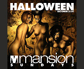 Halloween Night at Club Mansion - tagged with danny tenaglia