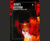 Rumi's Inferno - Restaurants Graphic Designs