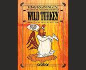 Wild Turkey Thanksgiving Eve at Vice - tagged with cartoon character