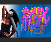 Every Friday Night at Onda Lounge  - tagged with present