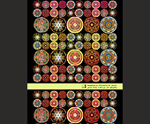 Mandala Fridays at Rumi  - Restaurants Graphic Designs