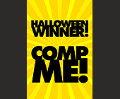 Halloween Winner Comp Me! - tagged with Sun Burst