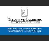 Delanty and Lamberis Attorneys at Law - Professional Services