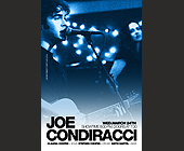 Joe Condiracci - Music Industry Graphic Designs