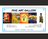 Fine Art Gallery - created February 04, 2004