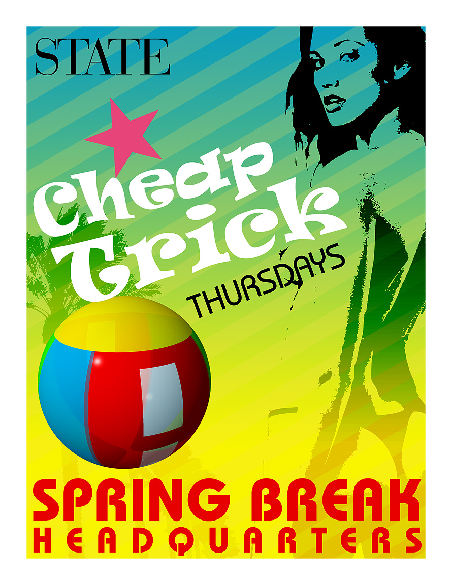 Cheap Trick Thursdays at State